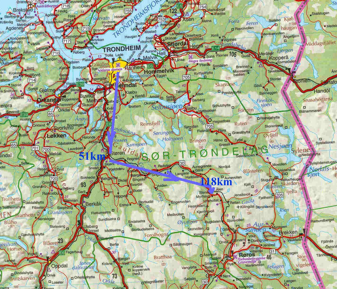 Project Hessdalen Travel